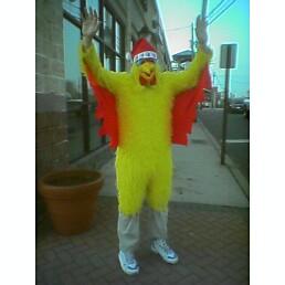 Cluck U Chicken Guy